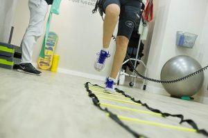 Physiotherapie bei Kniearthrose