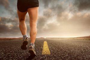 Joggen bei Kniearthrose